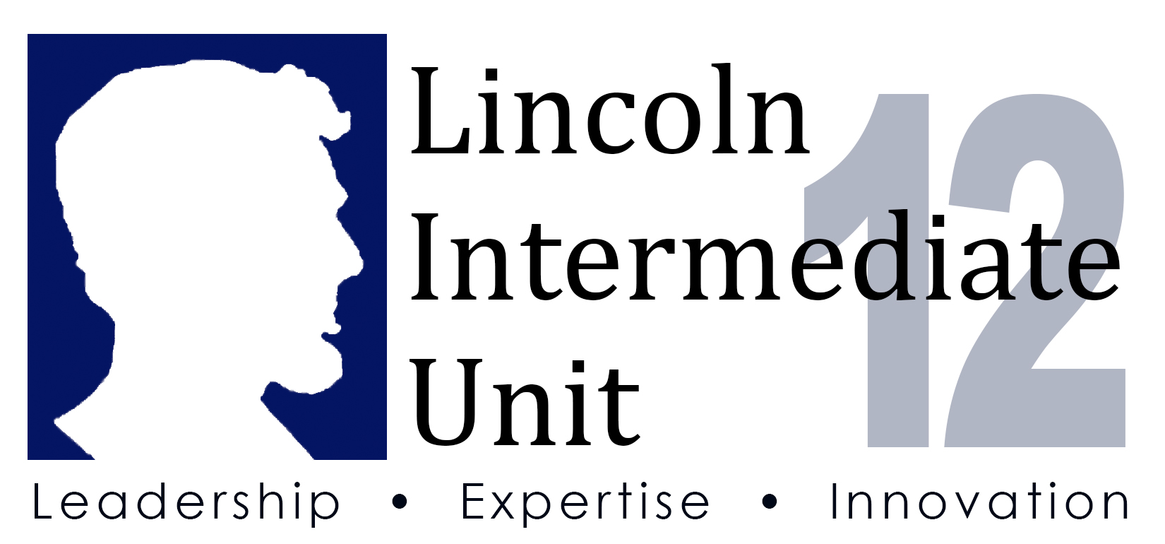Lincoln Intermediate Unit (IU-12) Logo