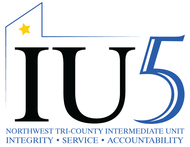 Northwest Tri-County Intermediate Unit (IU-5) Logo