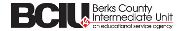 Berks County Intermediate Unit (IU-14) Logo