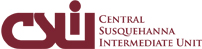 Central Susquehanna Intermediate Unit (IU-16) Logo