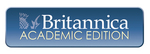 Encyclopedia Britannica Online Academic Version (College & University level) Logo