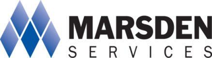 Janitorial Services for school districts and other businesses and instituions provided by Marsden Services, L.L.C.  Logo