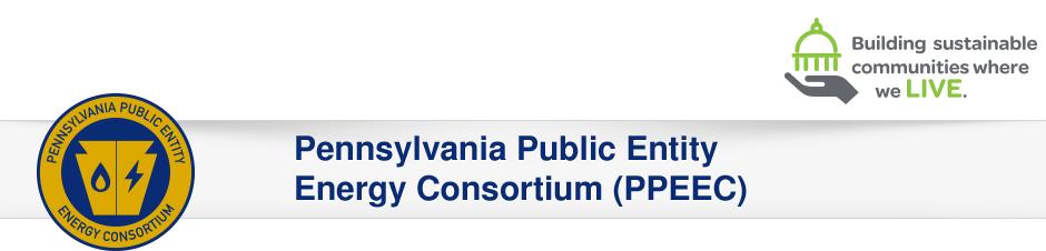 Pennsylvania Public Entity Energy Consortium (PPEEC) Logo