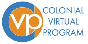 Colonial Virtual Program Logo