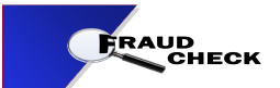 WIU e-Services Fraud-Check Logo