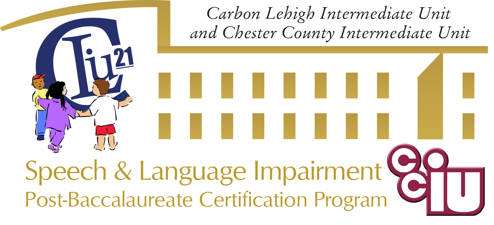 Speech and Language Impairment Certification Program Logo
