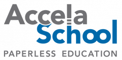AccelaSchool - Ecollect Logo