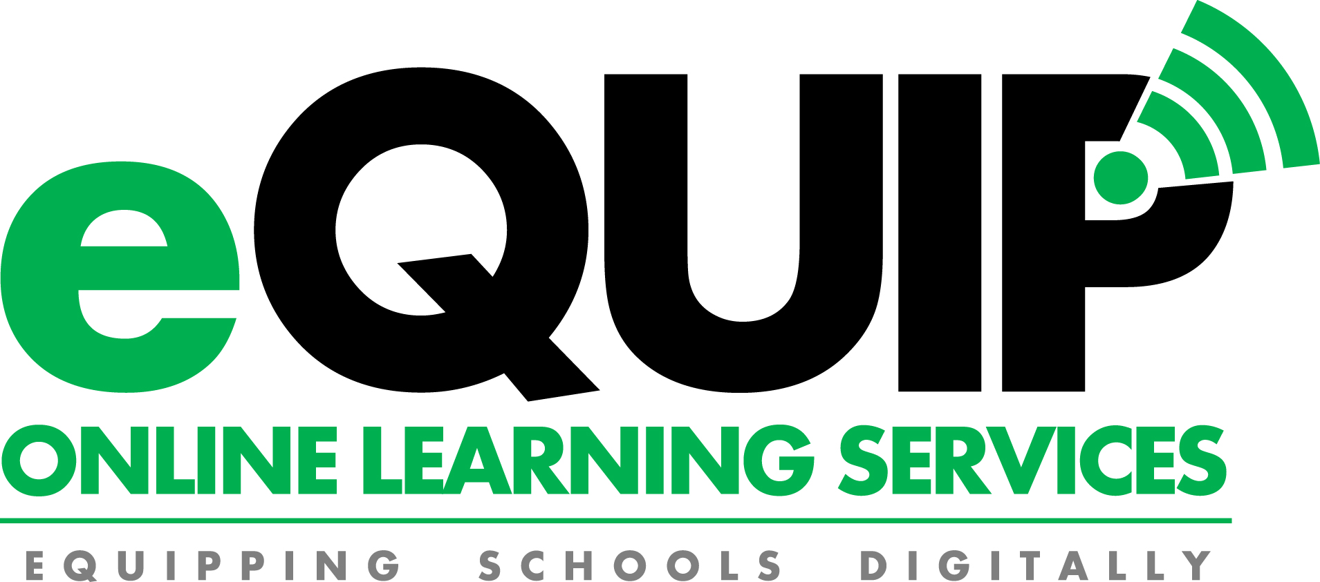 eQUIP Online Learning Services - Customized Professional Development Logo