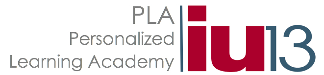 IU13 Personalized Learning Academy Logo