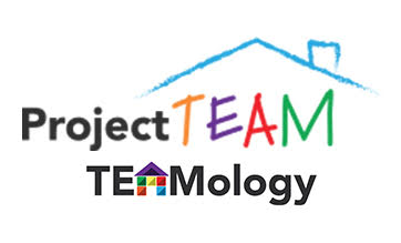 Project TEAM - TEAMology Logo